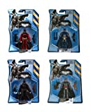 The Dark Knight Rises - Special Value 4 Pack Ultra Blast Batman / Stealth Vision Batman / Batarang Bash Batman / Caped Crusader Batman