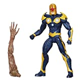 Marvel Guardians of The Galaxy Marvels Nova Figure, 6-Inch