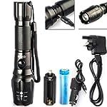 CVLIFE 1800 Lumen CREE XM-L T6 LED Zo...