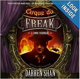 Saga of Darren Shan [Cirque Du Freak #1] Unabridged 32k mp3 - Darren Shan
