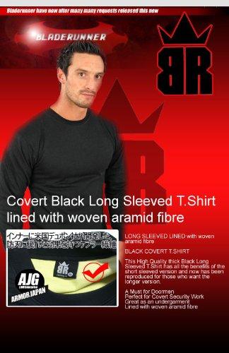ブレードランナー ケブラーロングTシャツ ブラック XLサイズ
