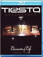 tiesto Copenhagen : Elements Of Life - [Blu-ray] [Import allemand] [Import allemand]