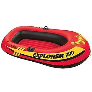 Intex Explorer 200, 2-Person Inflatable Boat from Intex