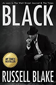 Black by Russell Blake ebook deal
