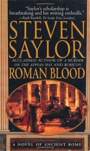 Roman Blood: A Novel of Ancient Rome (St. Martin's Minotaur Mysteries)