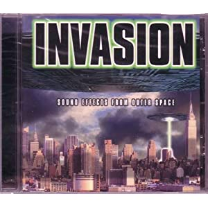 Invasion -- Sound Effects from Outer Space