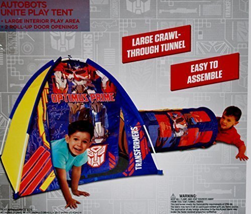 Transformers Autobots Unite Play Tent by Moose Mountain jetzt kaufen
