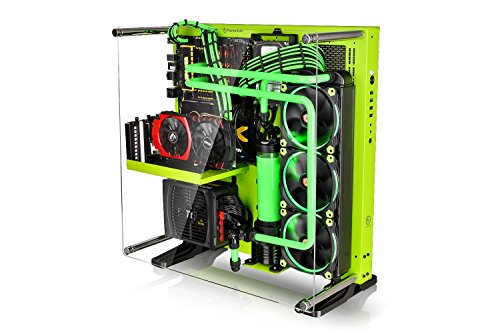 Thermaltake Core P5 Green Edition Atx Mid Tower Case Ca