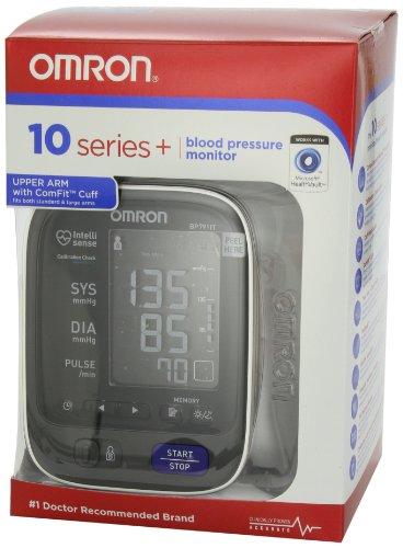 欧姆龙Omron Bp791IT  10+系旗舰 上臂式电子血压计图片