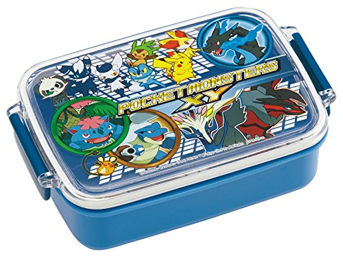 Skater tight lunch box 450ml Pokemon XY 15 RB3A