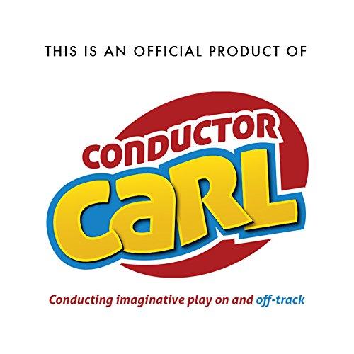 Conductor Carl Train Table & Play Board Set (80 Piece)