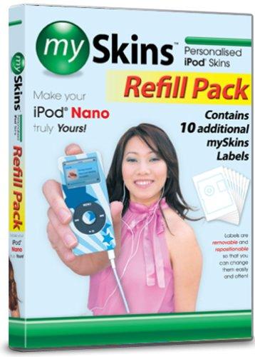 mySkins Paper ipod Nano