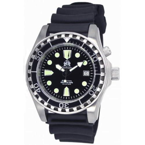 [トーチマイスター1937]Tauchmeister1937 腕時計2013 ドイツ製1000m防水自動巻ダイバー ヘリウムリリースバルブ登載T0257(並行輸入品)