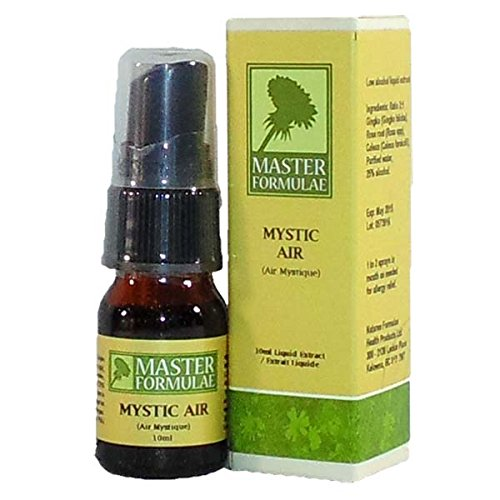 Mystic Air (Acute Allergy Control) - 0.34Oz/10Ml Herbal Tincture/Extract Blend