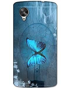 3d Lg Nexus 5 Mobile Cover Case