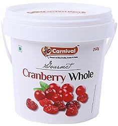 Cranberry Whole 250g
