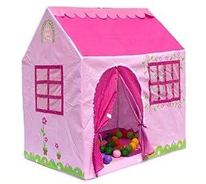 amazon princess pop up tent