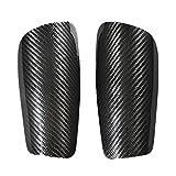 Shin Guard Carbon fiber Shin holders Leg guard- CL CARBONLIFE Best Soccer Equipment Knee Braces L