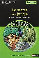 Cahier de vacances  - Enigmes vacances Secret de la jungle