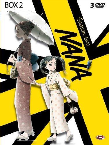 Nana - Season 02 Box #02 (Eps 36-47) (3 Dvd+Cd) (Ltd.Ed.) [Italian Edition]