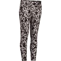 DOMYOS FIT+ SLIM FITNESS 7/8 LEGGINGS