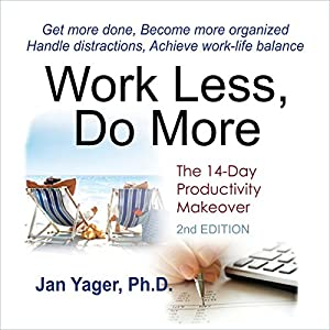 Work Less, Do More Audiobook