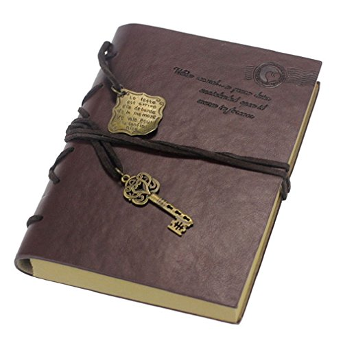 ukamshoptm-new-vintage-magic-key-string-retro-pu-leather-note-book-diary-notebook