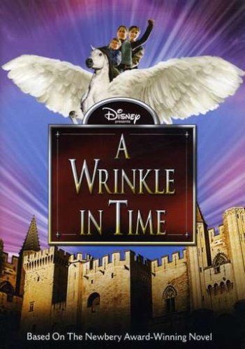 Cover art for  A Wrinkle In Time