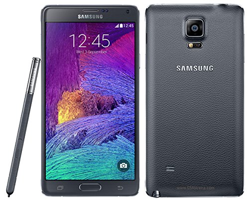 Samsung Galaxy Note 4 SM-N910 Factory Unlocked International Model
