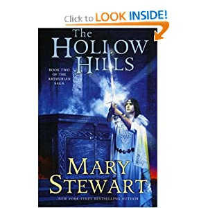 The Hollow Hills (The Arthurian Saga, Book 2) by Mary Stewart