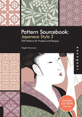 pattern sourcebook japanese style 2 /anglais