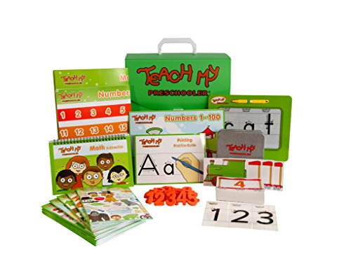 Teach My Preschooler Learning Kit (Kids Learning Programs compare prices)