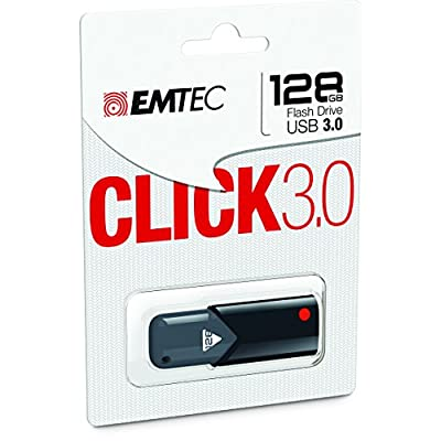 Emtec Click 3.0 USB Flash Drive (ECMMD128GB103)