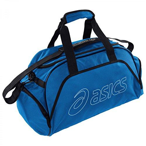 Asics Medium Duffle - Speed Blu, Taglia Unica