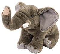 """Wild Republic Cuddlekins 12"""" Adult Elephant by Wild Republic"""