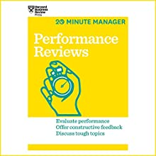 Performance Reviews (       UNABRIDGED) by Harvard Business Review Narrated by Mark Cabus
