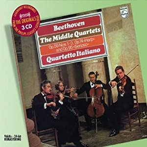 Middle String Quartets
