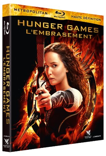 Hunger games : L'embrasement - Edition 2 Blu-ray