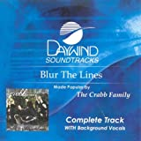 Blur The Lines (Complete Track) [Accompaniment/Performance Track]