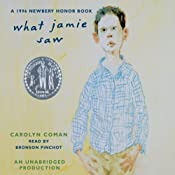 What Jamie Saw | [Carolyn Coman]