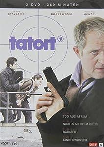 Tatort box 1: Tod Aus Afrika / Nichts Mehr Im Griff / Habgier / Kinderwunsch