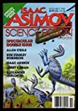 img - for ASIMOV'S SCIENCE FICTION - Volume 14, number 11 and 12 - November Nov 1990: The Time Traveler; Trembling Earth; A Short Sharp Shock; Getting the Bugs Out; Liz and Diego; The Place of No Shadows; Reunion; Eternity Baby; Box of Light; The Utility Man book / textbook / text book