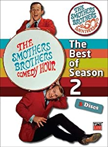 The Smothers Brothers Comedy Hour The Best Of Season 2 from Time Life Entertainment