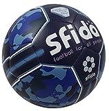 sfida(スフィーダ) INFINITO 03 インフィニート 03 フットサル4号球 BSF-IN03 NAVY 直径約20cm