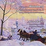 Weinberg: Cello Sonatas Op.21, 63, 72; Strig Trio Op.48