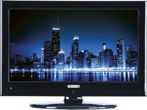 Digihome LCD19913HDDVD 19-inch Widescreen HD Ready LCD TV with Freeview and Built in DVD