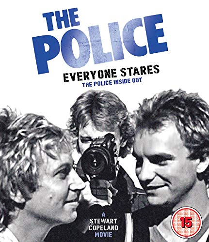 Blu-ray : Everyone Stares - The Police Inside Out