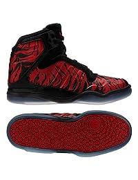 Adidas TS Lite AMR HEAT OF THE BULL Light Scarlet/Black G67231 Men's Basketball Shoes (Size 12)