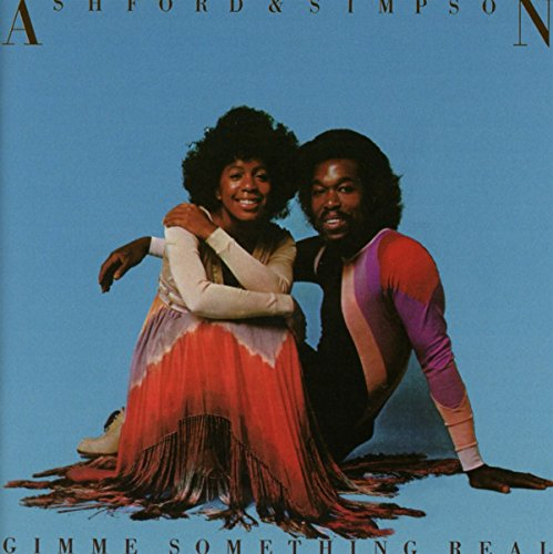 Ashford and Simpson - Gimme Something Real - (CDBBRC0340) - REMASTERED - CD - FLAC - 2016 - WRE Download