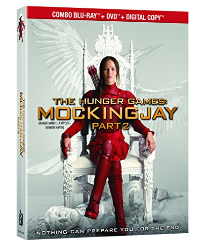 The Hunger Games: Mockingjay, Part 2 [Blu-ray + DVD + Digital Copy] (Bilingual)